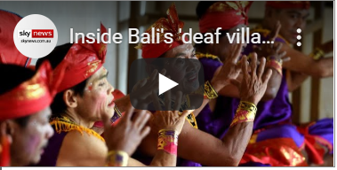 Village in Bali Has Its Own Language for Its Many Deaf Residents
