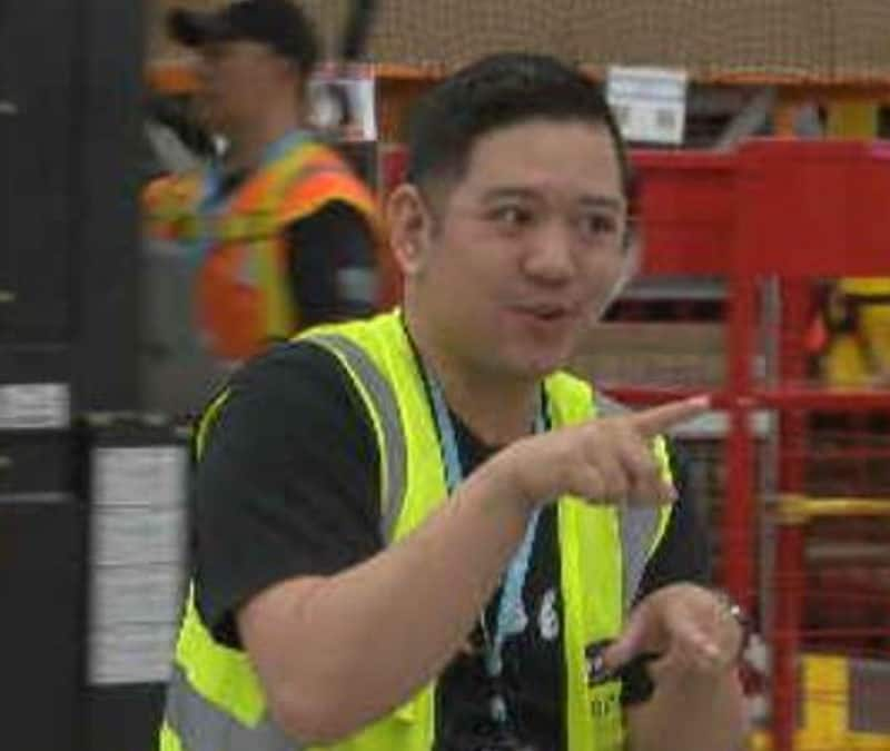 Deaf Employees at Amazon Fulfillment Center Help Make the Workplace More Inclusive
