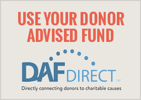Donate to LSH using a Donor Advised Fund (DAF DIRECT)