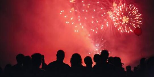 Eye Injuries From Fireworks Have Doubled